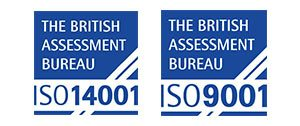 THE BRITISH ASSESSMENT BUREAU ISO 14001 and ISO 9001